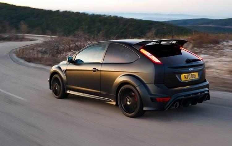 Nuevo Ford focus RS: se le espera en 2016, con 350 caballos bajo el capó