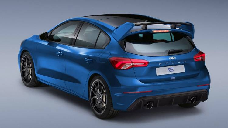 Ford Focus Rs Recreacion 2020 Dm 2