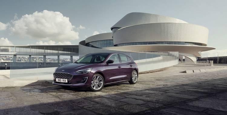 Ford Focus Vignale 2018 12