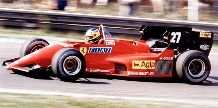 Chispas en la Fórmula 1