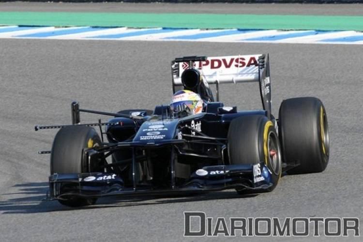 F1: Tests en Circuito de Jerez