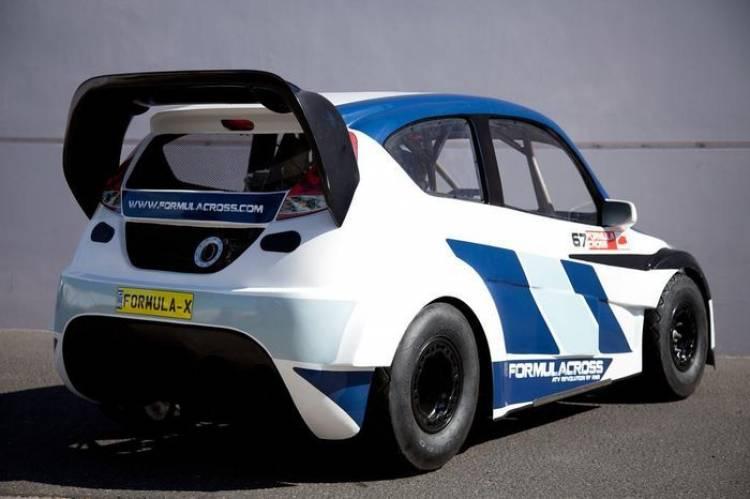 Formula Cross YFC 450, un quad-kart para divertirse en todo tipo de terreno