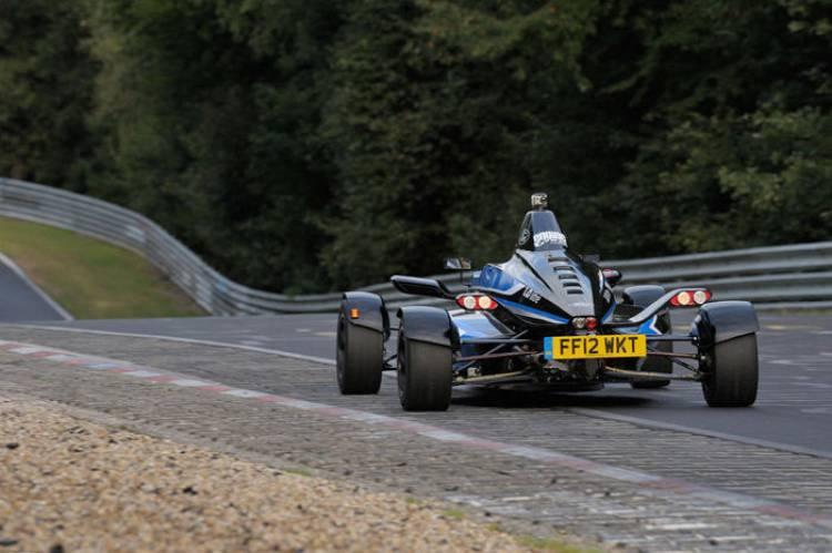 Fórmula Ford Ecoboost