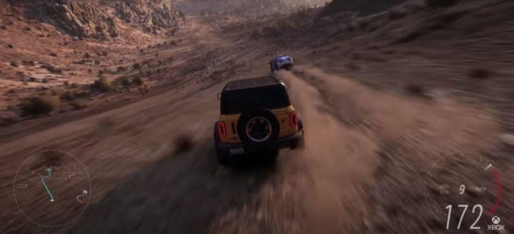 Forza Horizon 5 Trailer Inicio Juego