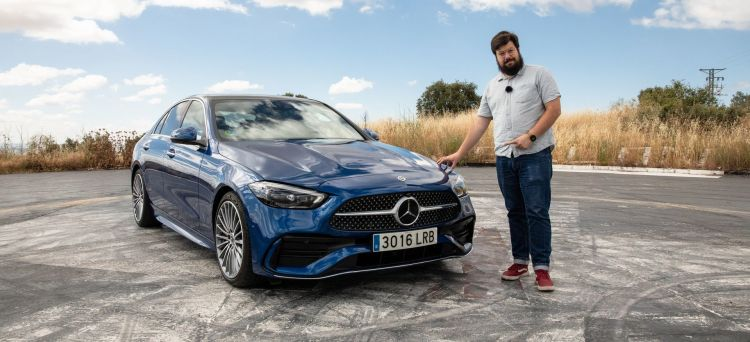 Foto Portada Mercedes W206 2021