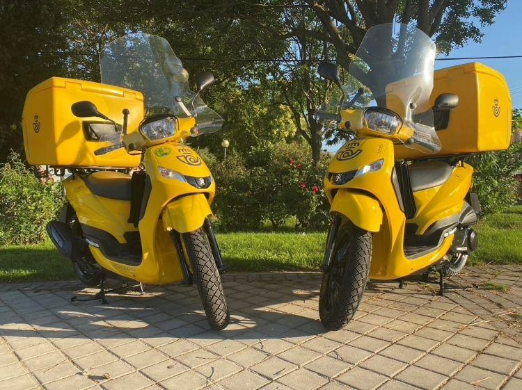 Foto Peugeot Motocycles Correos 27082020