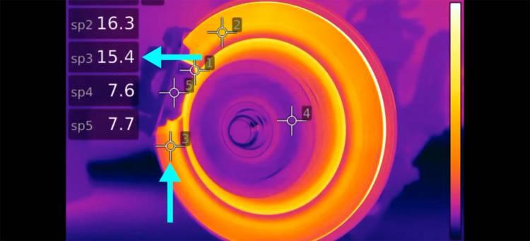 frenos-camara-termica-video