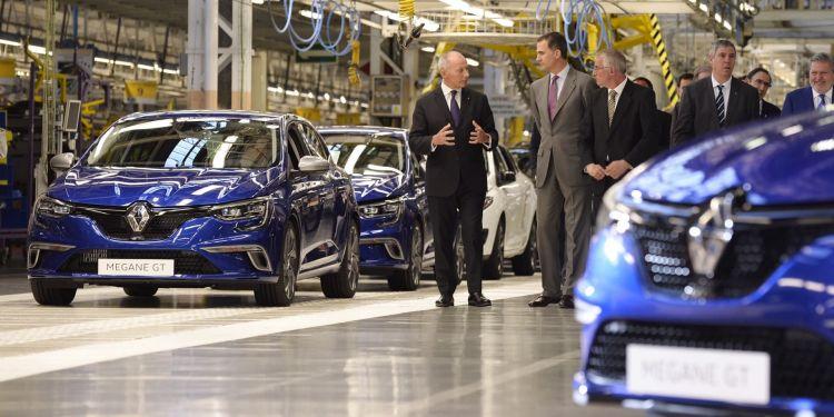 Futuro Fabricas Renault Megane Rey