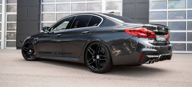 G Power Bmw M5 F90 P