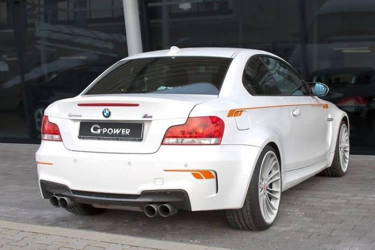 G-Power BMW Serie 1 M Coupé: un digno sucesor del M3 E30