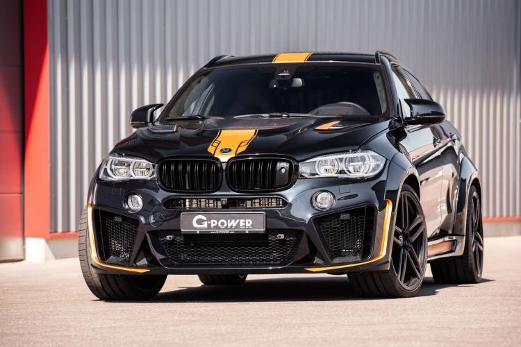 G Power Bmw X6m Typhoon 2