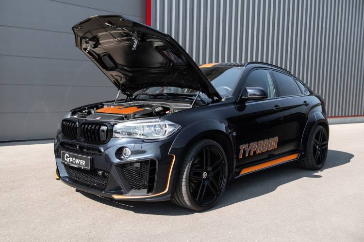 G Power Bmw X6m Typhoon 5