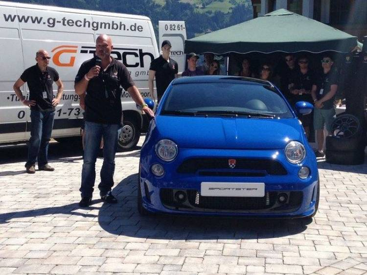 G-Tech Sportster: la antesala no oficial del 500 coupé