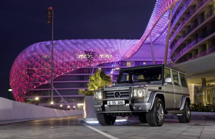 "Mercedes-Benz G55AMG ""Edition79"""