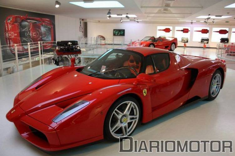 Ferrari Enzo (2002)
