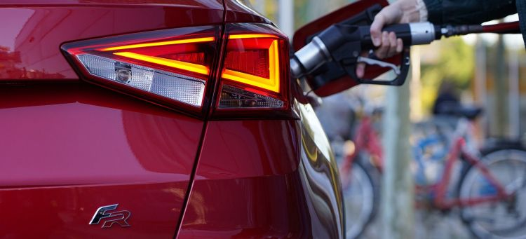 Gas Natural Seat Volkswagen
