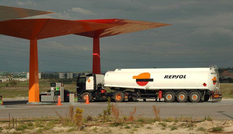 Gasolina 97 100 Octanos Gasolinera Repsol