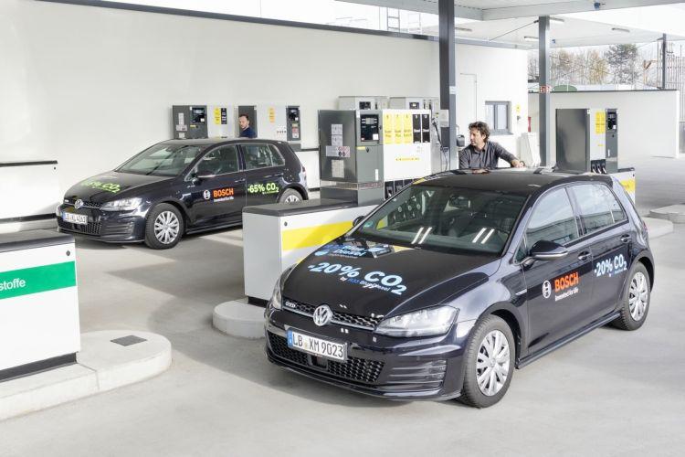 Gasolina Azul Bosch Shell Volkswagen 0521 01