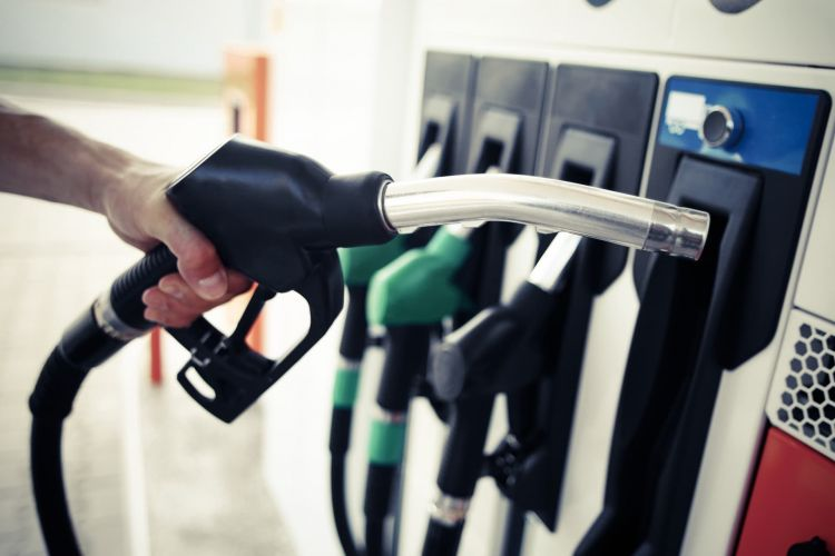 Gasolina Barata Surtidor Gasolinera Manguera