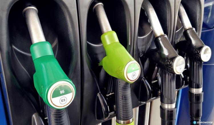 Gasolina E5 E10 Etanol Surtidor