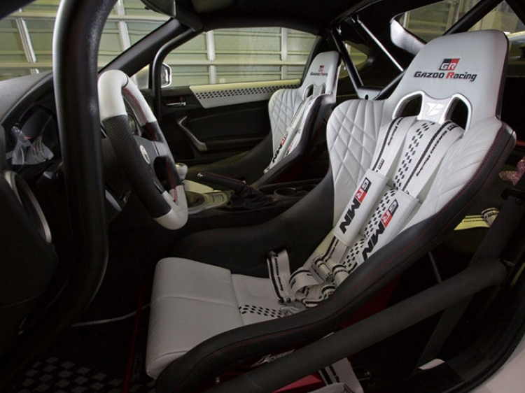 GRMN FR Concep Sports Platinum: el Toyota GT 86 según Gazoo