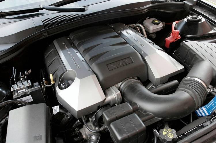 Geiger Cars Chevrolet Camaro SS Kompressor