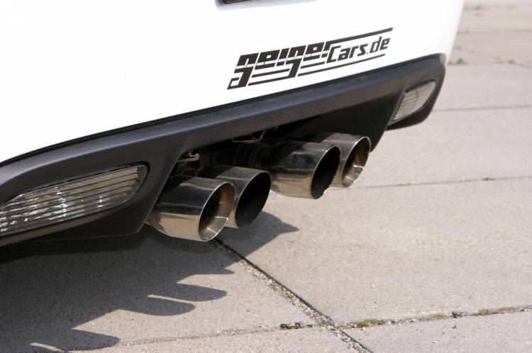 Corvette Grand Sport por GeigerCars