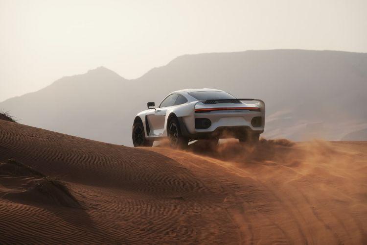 Gemballa Marsien Porsche 911 Safari 0721 003