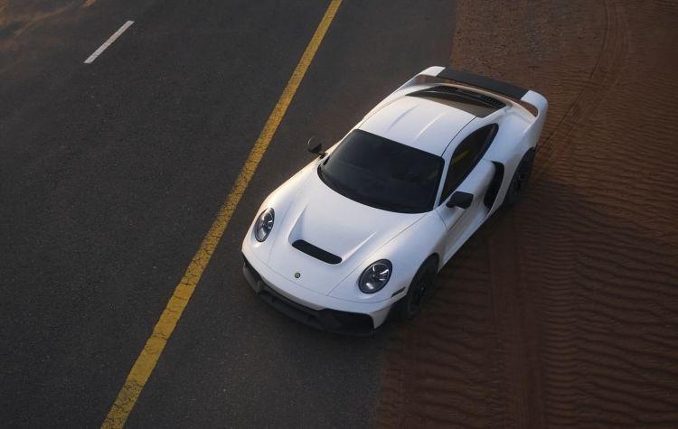 Gemballa Marsien Porsche 911 Safari 0721 012