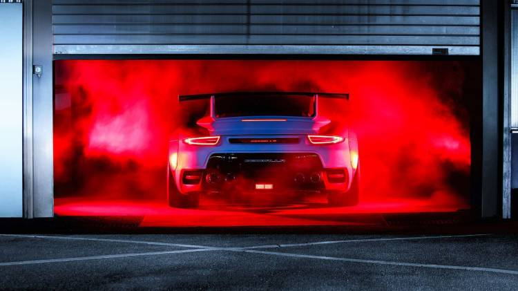 Gemballa Porsche 911 Turbo S 3