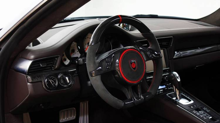 Gemballa Porsche 911 Turbo S 6