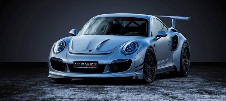 Gemballa Porsche 911 Turbo S P
