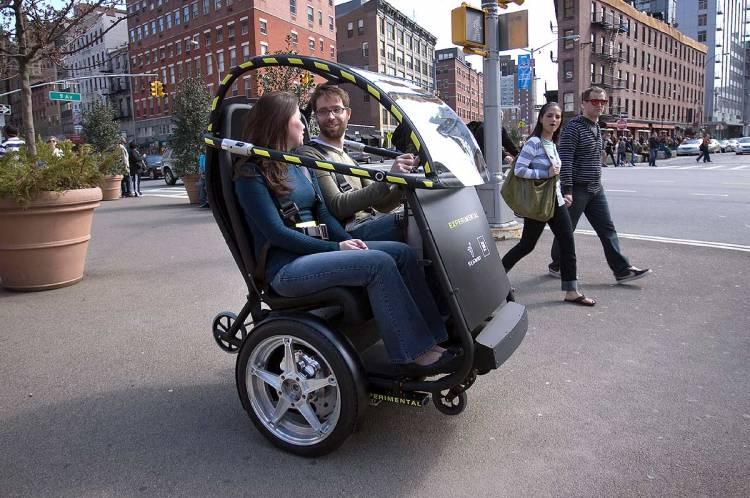 P.U.M.A, el eléctrico urbano de Segway y General Motors