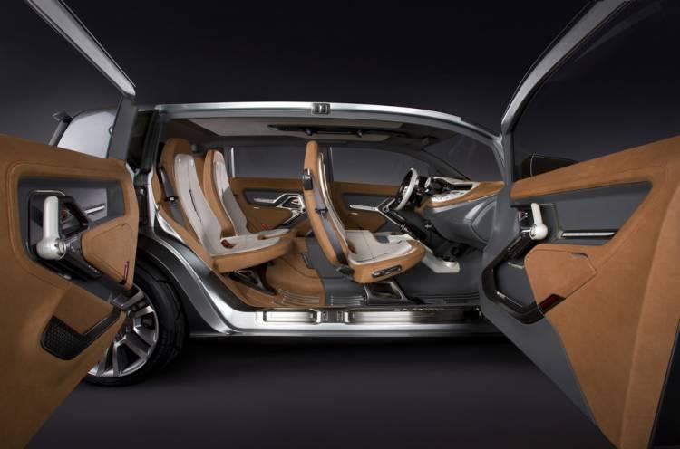 2010 GMC Granite Concept