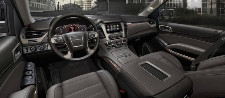 2015 GMC Yukon y Yukon XL, así son los hermanos de los Chevrolet Tahoe y Suburban