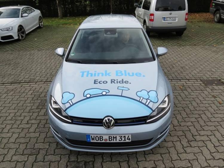 Volkswagen Golf Bluemotion: de Nantes a Copenhague con un depósito
