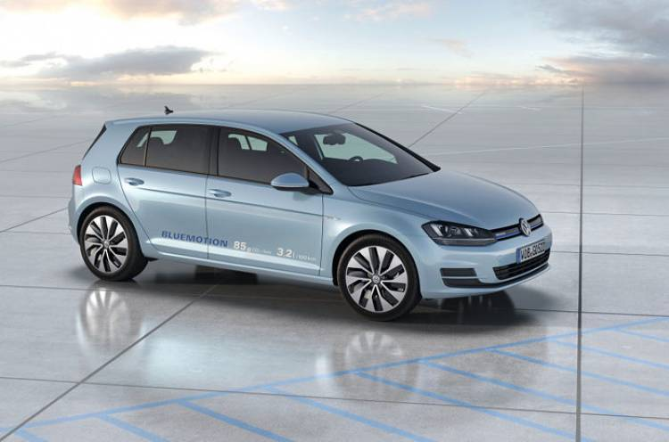 Golf BlueMotion