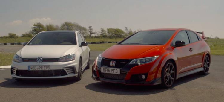 golf-gti-clubsport-civic-type-r