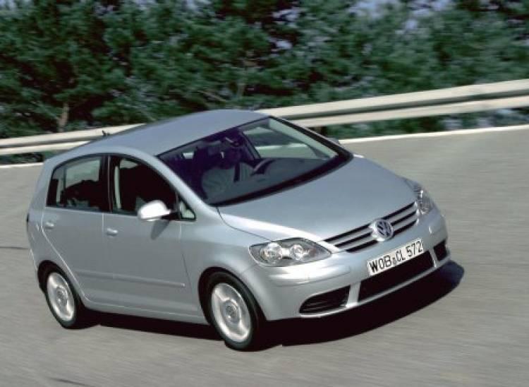 Volkswagen Golf, cambios para diferentes versiones en 2008