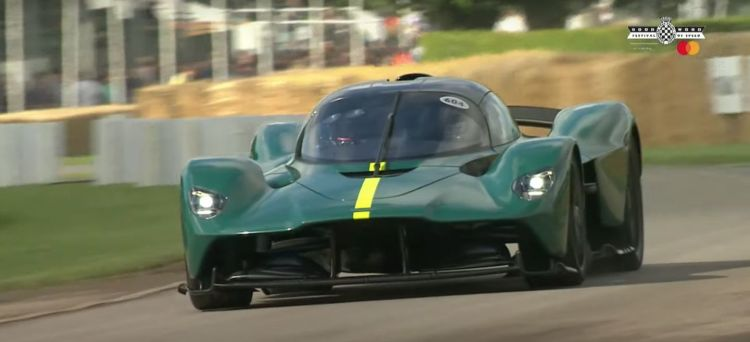 Goodwood Streaming 2021