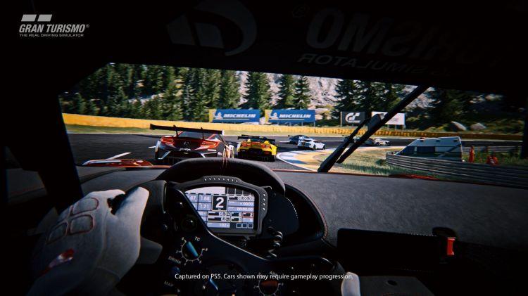 Gran Turismo 7 Playstation 5 Carrera Gt
