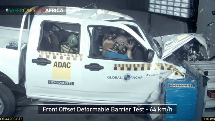 Great Wall Steed 5 Crash Test Globalncap 1220 02