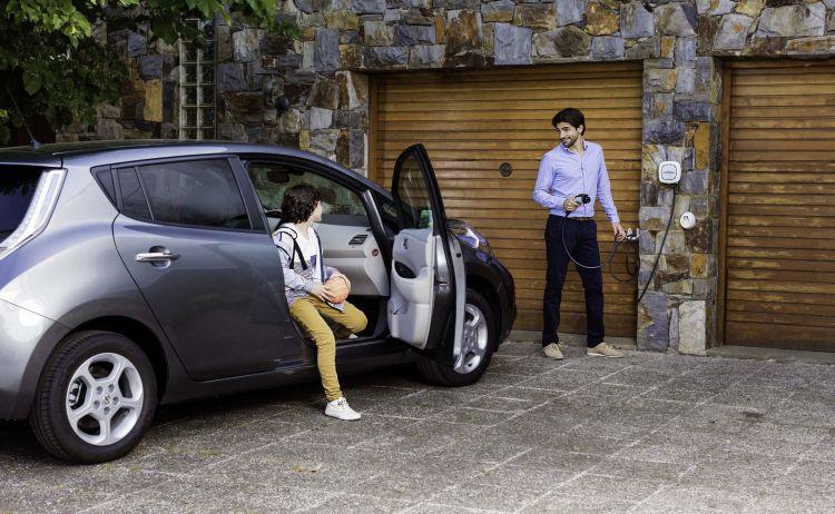 Guia Comprar Coche Electrico Necesidades Perfil Usuario Nissan Pulsar Wallbox