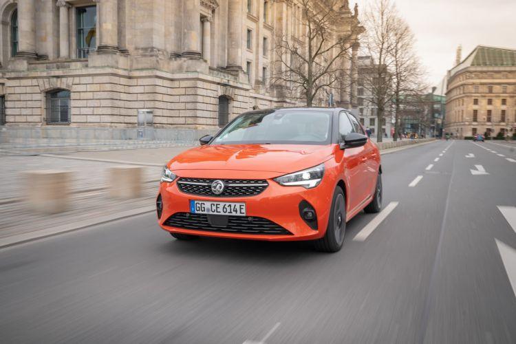 Guia Comprar Coche Electrico Necesidades Perfil Usuario Opel Corsa E