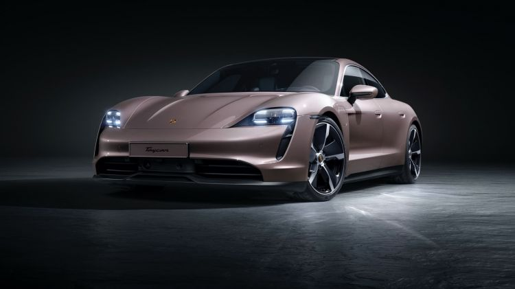 Guia Comprar Coche Electrico Necesidades Perfil Usuario Porsche Taycan