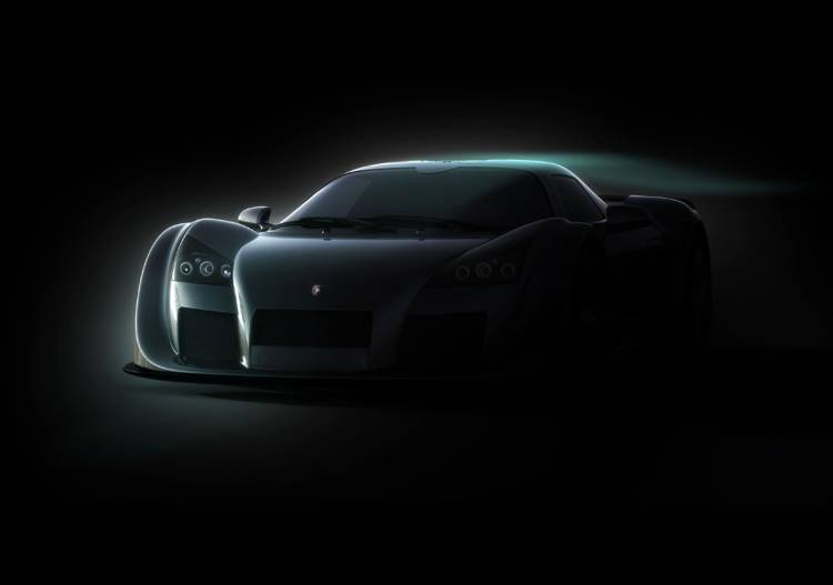 Teaser del Gumpert Apollo Speed