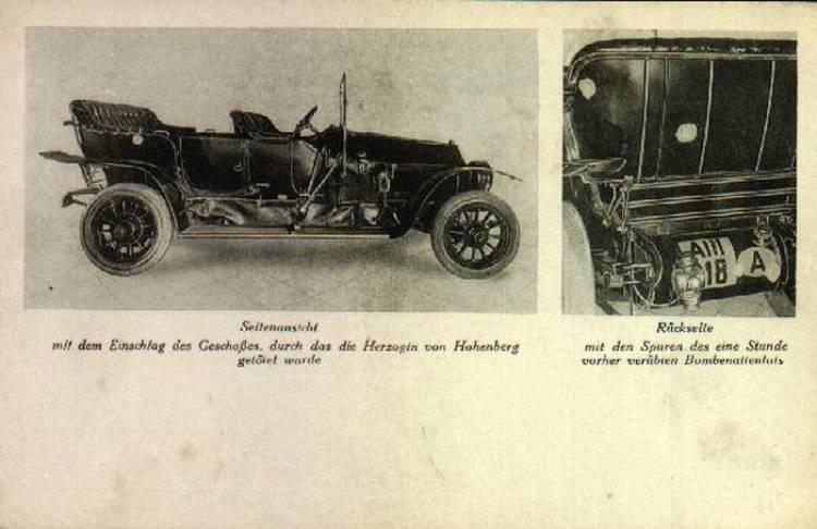 Especial Halloween: Gräf & Stift Double Phaeton, la historia del automóvil maldito