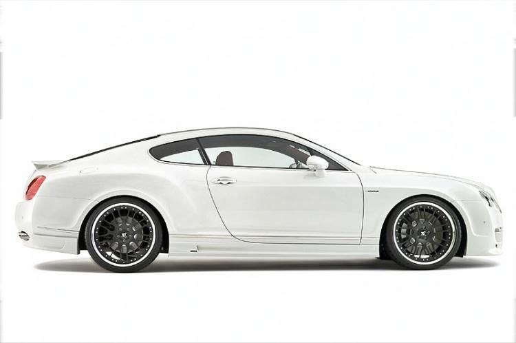 Bentley Continental GT y GT Speed by Hamann