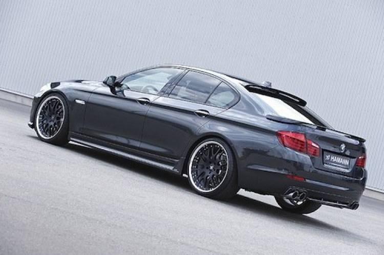 Hamann BMW Serie 5 2010