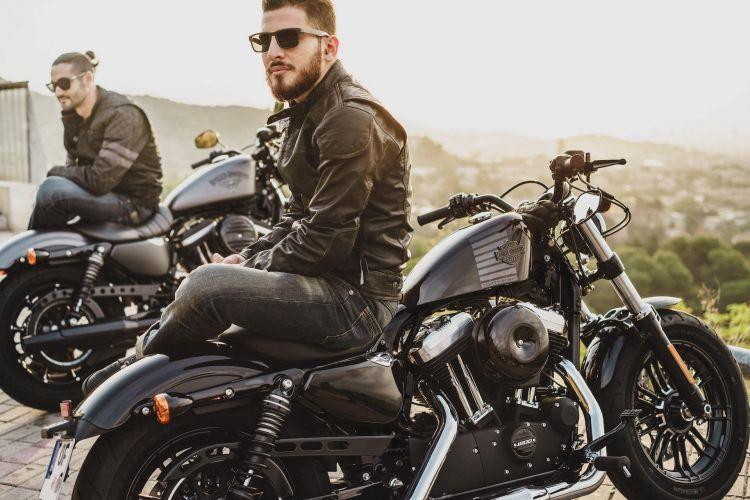 Harley Davidson Moto Grupo Moteros